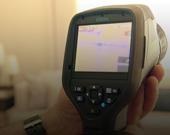 Thermal imaging infrared